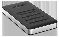 Keypad secure hotspot