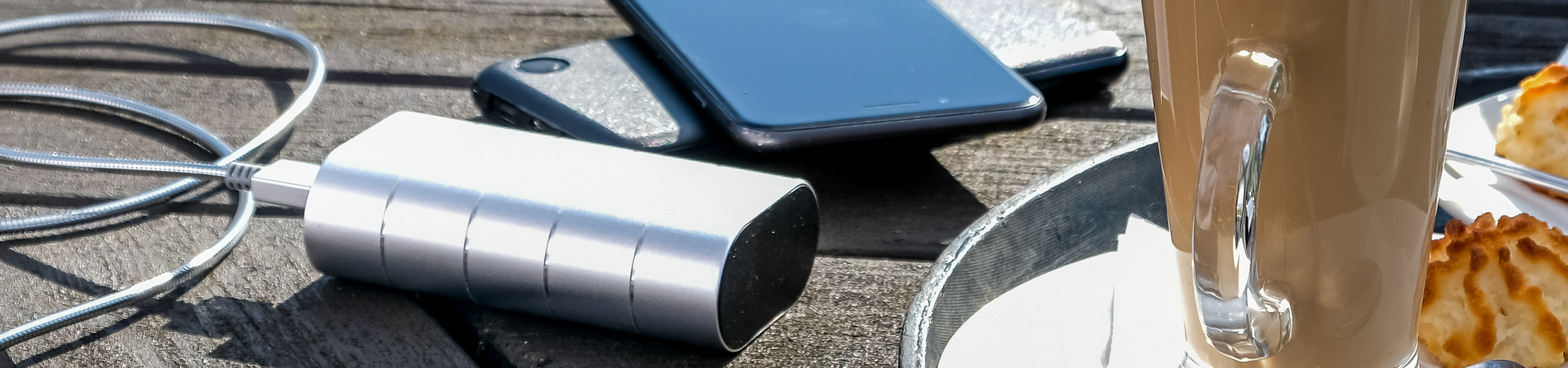 Wireless Charging Pad - Rubber